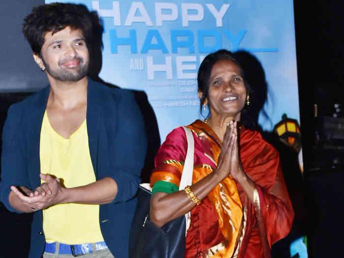 रानू मंडल का 'तेरी मेरी कहानी' सॉन्ग हुआ रिलीज,प्रेस कॉन्फ्रेंस में दिखा कान्फिडेंट अंदाज