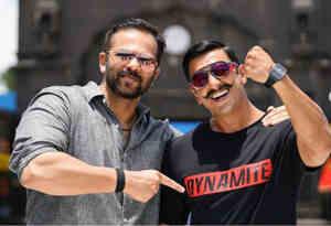 रणवीर सिंह सिंबा के बाद रोहित शेट्टी की इस मसाला मूवी में आएंगे नजर