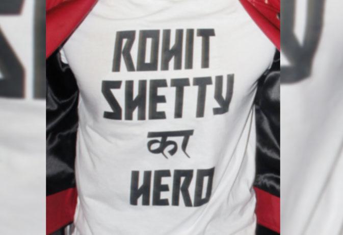 'रोहित शेट्टी का हीरो' लौटा मुंबई, देखें तस्वीरें