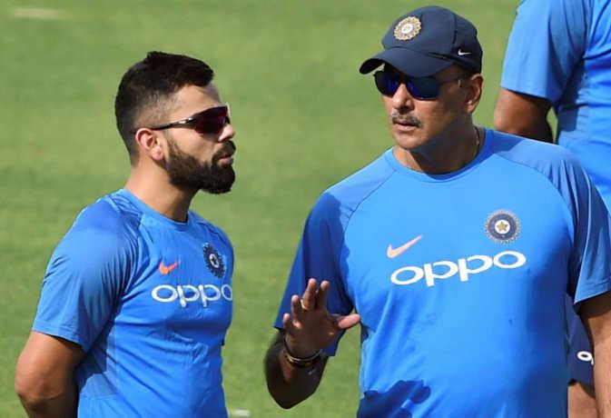 रवि शास्त्री ने इंग्लैंड के खिलाफ पांचों दिन की है बल्लेबाजी, आज भारतीय खिलाड़ी एक दिन नहीं टिक पा रहे