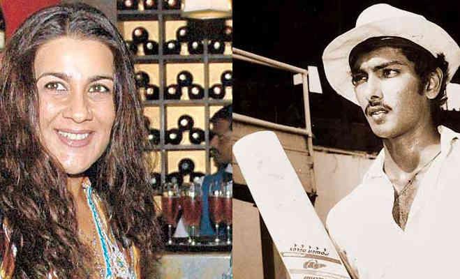 निमरत कौर का पता नहीं,रवि शास्त्री का सैफअली खान की पूर्व पत्नी के साथ अफेयर खूब चर्चा में रहा