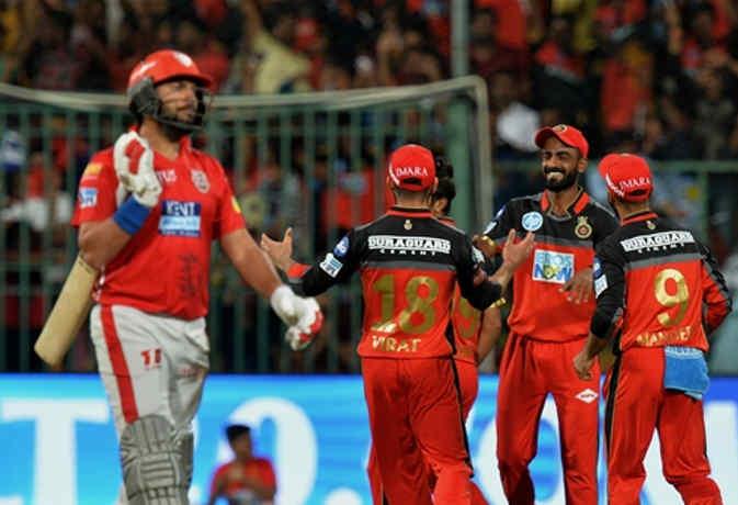 IPL 2018 : अनुष्का देख रहीं थी मैच और कोहली को मिली पहली जीत, पंजाब को 4 विकेट से हराया