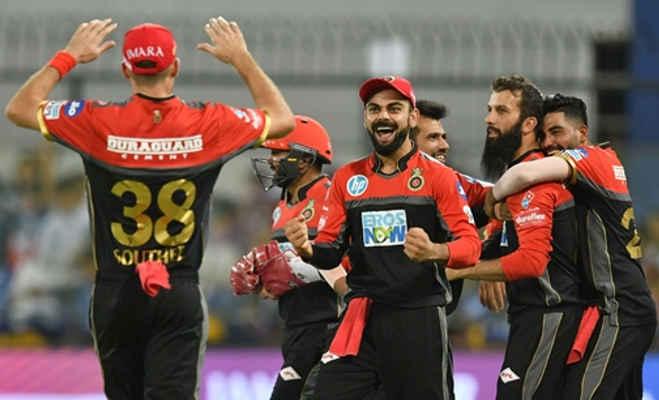 ipl 11 : बिना विकेट खोए मैच जीत गए कोहली,20 ओवर भी नहीं खेल पाई पंजाब