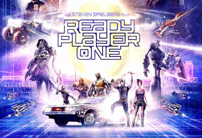 Movie Review : स्टीवन स्पीलबर्ग की 'रेडी प्लेयर वन' देखने की 7 वजहें
