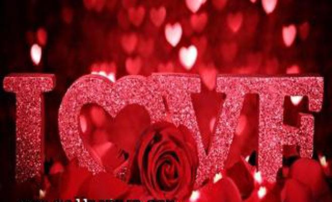 प्यार का रंग क्यूं है लाल
