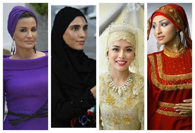 कोई बैंकर तो कोई जीत चुकी है एशियन गेम्स में मैडल, मिलिए दुनिया की 10 रईस मुस्लिम महिलाओं से