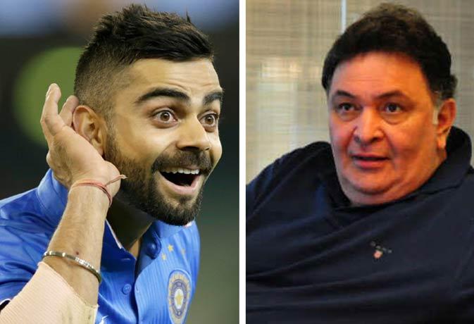 दाढ़ी बढ़ा रहे हैं क्रिकेटर, खुजली हो रही ऋषि कपूर के