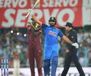 Ind vs Wi : वनडे में रोहित ने इतनी बार 150 रन बना दिए कि रिकॉर्ड बन गया