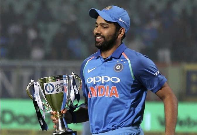 फुटकर-फुटकर कप्तानी कर रोहित तो धोनी-विराट से आगे निकल गए, यह रिकॉर्ड बनाने वाले पहले भारतीय कप्तान