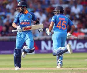 कोहली छूटे जा रहे पीछे, अपने कप्तान से इन 3 मामलों में आगे निकल गए रोहित शर्मा