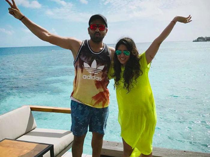 rohit sharma love story: जब युवी ने रोहित को दी चेतावनी,रितिका को मत देखना वो मेरी बहन है