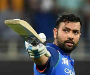 सबसे तेज 7000 रन बनाने वाले तीसरे भारतीय खिलाड़ी बने रोहित शर्मा, जानें पहला कौन है