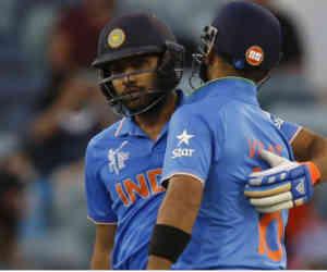 कप्तानी में रोहित हैं कोहली से अव्वल, अब बल्लेबाजी रैंकिंग में भी विराट से छीनेंगे बादशाहत
