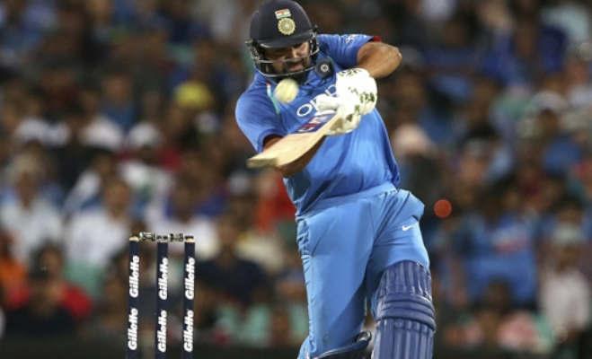 ind vs nz 2nd t20i : छक्कों की सेंचुरी लगा सकते हैं रोहित,एेसा करने वाले पहले भारतीय