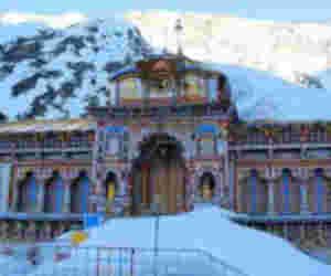Chardham yatra : चतुर्थ केदार भगवान रुद्रनाथ मंदिर के कपाट खुले