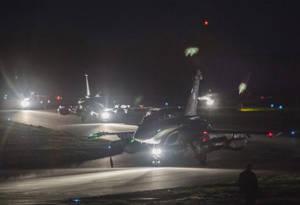 रूस का दावा सीरिया ने मिसाइलों को रास्ते में ही गिराया, असद का ऑफिस जाते वीडियो जारी