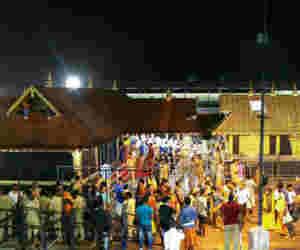 सबरीमाला : 5 नवंबर को खुलेंगे अयप्पा मंदिर के कपाट,  बड़ी संख्या में पुलिस बल हुआ तैनात