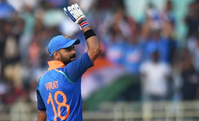 सचिन vs कोहली : सबसे जल्दी 40 वनडे शतक किसने लगाए