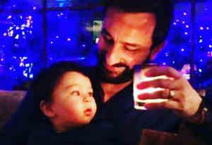बॉलीवुड हलचल : ईद पर बियर पीने पर सैफ के बेटे हुए ट्रोल, तो शाहरुख बने इनके गॉडफादर