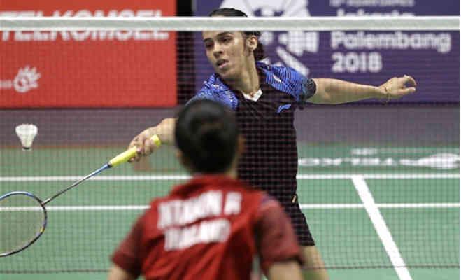 एशियन गेम्स बैडमिंटन फाइनल में पहुंचने वाली पहली भारतीय बनीं पीवी सिंधू,लेंगी सायना की हार का बदला