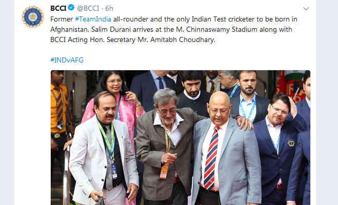टेस्ट खेलने वाला इकलौता भारतीय क्रिकेटर जो अफगानिस्तान में पैदा हुआ