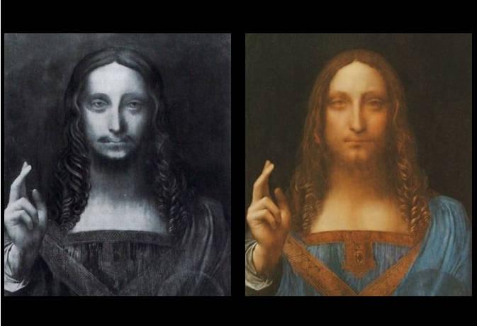 लियानार्डो दा विंची की पेंटिंग, क़ीमत 2900 करोड़ रुपये, पता अबू धाबी म्यूज़ियम