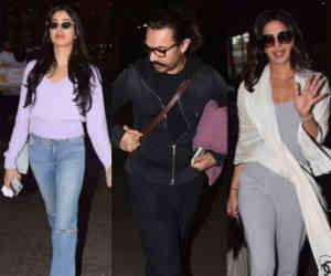 जाह्नवी प्रियंका और आमिर सब एक साथ एयरपोर्ट पर कूल अंदाज में हुए स्पॉट जा रहे थे इस काम के लिए