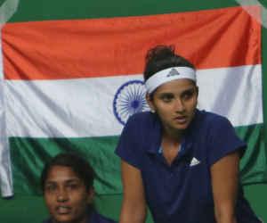 भारतीय होने पर सवाल उठाने वाले की टेनिस स्टार सानिया मिर्जा ने कर दी बोलती बंद