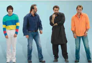 रणबीर कपूर की फिल्म 'संजू' का टीजर हुआ जारी, दिखे संजय दत्त के इन 6 अवतारों में