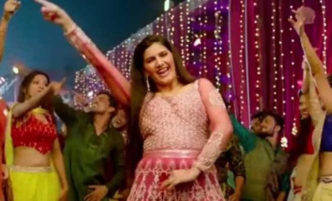 वीडियो : सपना चौधरी का नया वीडियो कहीं पड़ न जाए प्रिया प्रकाश की पापुलैरिटी पर भारी
