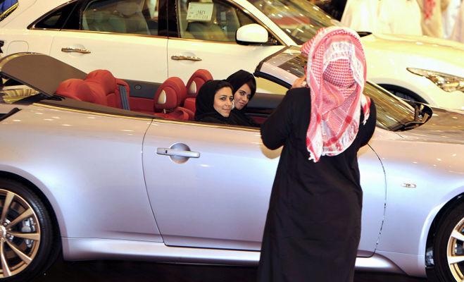 सऊदी अरब में महिलाओं से एक बैन और खत्म,अब बाइक और ट्रक भी चला सकेंगी