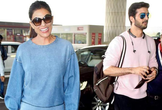 सुष्मिता सेन भी ब्वाॅयफ्रेंड संग वेडिंग को हैं तैयार,जानें कब करेंगी शादी