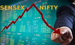 जानें शेयर बाजार के 34, 000 से नीचे आने की 5 वजहें