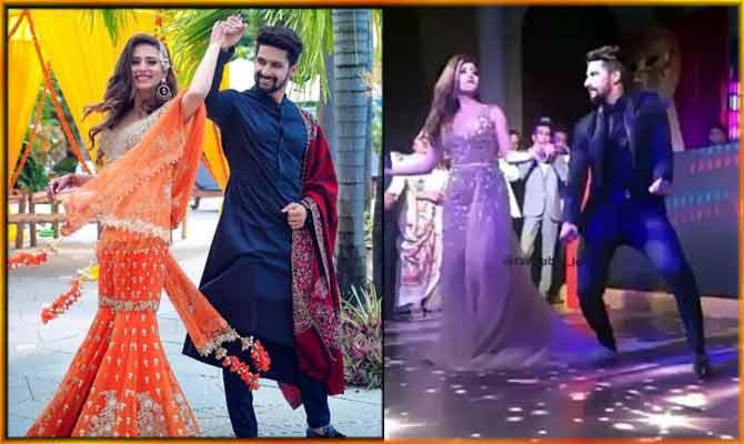 टीवी एक्ट्रेस शरगुन ने पति रवि के साथ भाई की शादी में मचाया ऐसा धमाल कि देखते रह गए लोग!