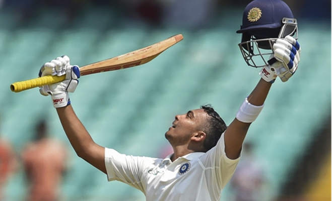 सहवाग से पृथ्वी शॉ की तुलना पर भड़का ये भारतीय क्रिकेटर,कहा,कहने से पहले दो बार सोच लें
