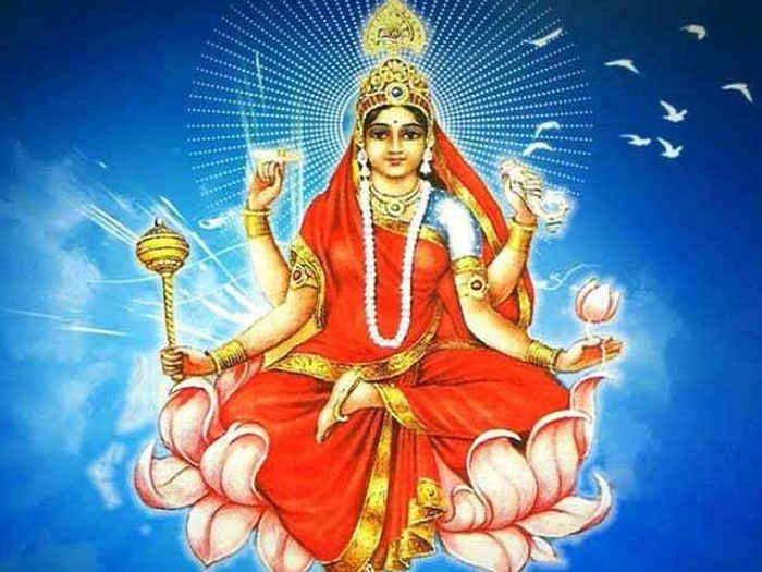 Chaitra Navami 2020 Day 9 Maa Sidhidatri Live Aarti: How To ...