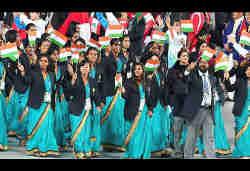 अब साड़ी में नहीं इस ड्रेस में नजर आएंगी भारतीय महिला एथलीट