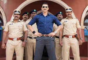 रणवीर सिंह स्टारर फिल्म 'सिंबा' के क्लाइमैक्स में 'सिंबा' और 'सिंघम' दोनों ही दिखेंगे एक साथ