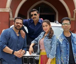 रणवीर की नई फिल्म 'सिंबा' की हैदराबाद में शूटिंग शुरू, अजय को लेकर सस्पेंस