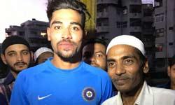 Ind vs NZ : ऑटो ड्राइवर का बेटा हुआ टीम इंडिया में शामिल, खेल सकता है टी-20 में