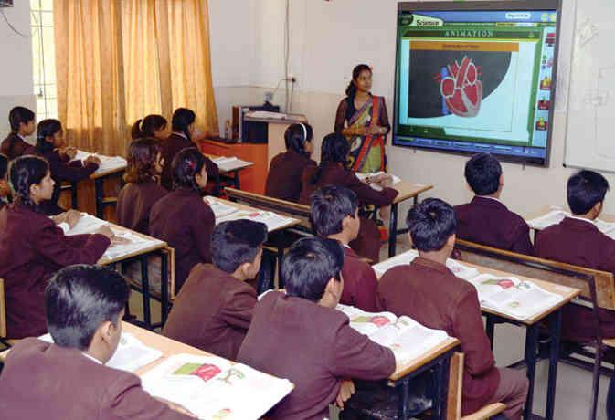 नगर निगाम स्कूलों में पढ़ने वाले बच्चे भी बनेंगे स्मार्ट, लगेंगी हाईटेक क्लासेस