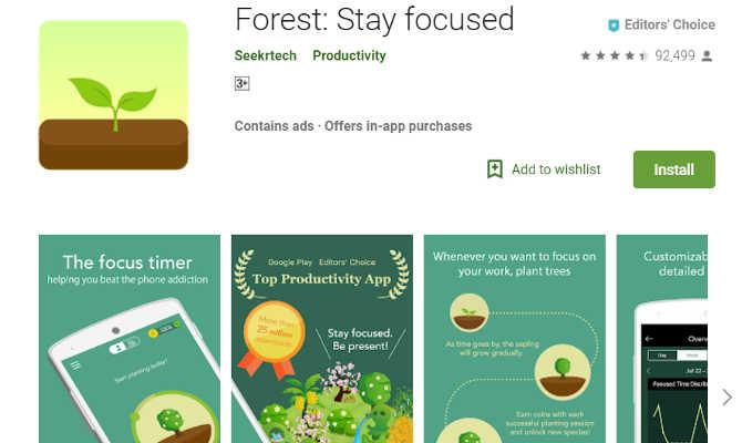 अपने स्मार्टफोन में उगाइए ये डिजिटल पौधा,जो छुड़ाएगा मोबाइल की लत