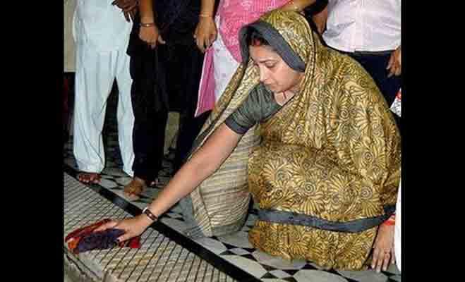 मोदी के जमीन से जुड़े मंत्री : कोई लगाता था पोछा तो कोई पंचर