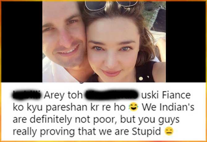 इंडियंस ने तो हद कर दी! स्नैपचैट के ceo को छोड़ अब उनकी हॉट गर्लफ्रेंड के पीछे पड़े