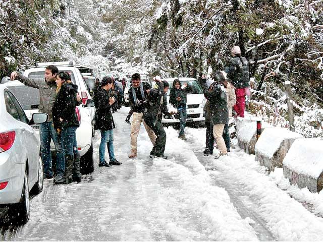 Image result for snowfall in dehradun