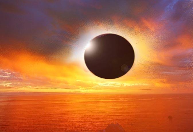 सूर्यग्रहण, 13 तारीख और शुक्रवार, यह संयोग कयामत का तो नहीं? जानो पूरा सच