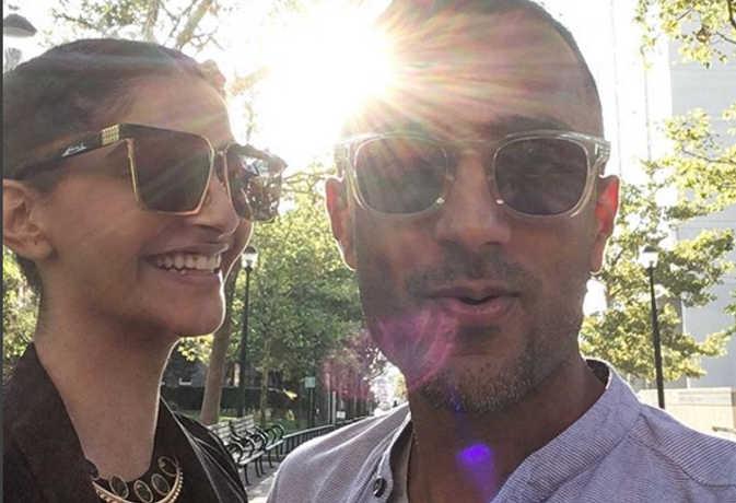 सोनम शादी के बाद अपना पहला जन्मदिन आनंद के साथ लंदन में कर रही हैं सेलीब्रेट, 'वीरे' भी हो सकते हैं साथ