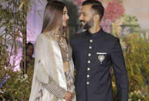 अनुष्का ने सोनम को दी अनोखे अंदाज में बधाई, सलमान संग शाहरुख ने रिसेप्शन में धूम मचाई