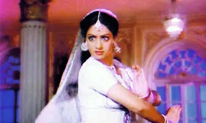 श्रीदेवी कैसे बनीं फिल्मी दुनिया की सबसे फेमस नागिन