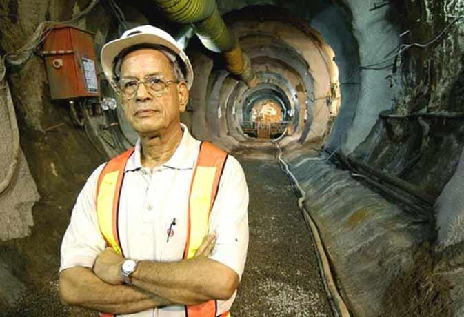 देश में पब्लिक ट्रांसपोर्ट की सूरत बदलने वाले 'मेट्रो मैन' ई श्रीधरन